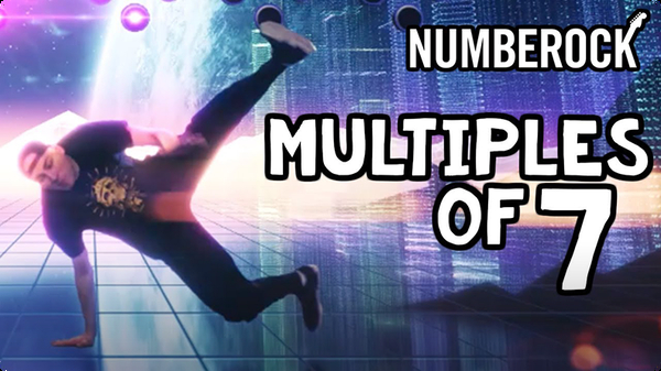 Multiples of 7 Dance Video