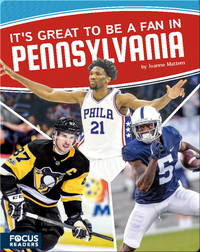 It's Great to Be a Fan in Pennsylvania