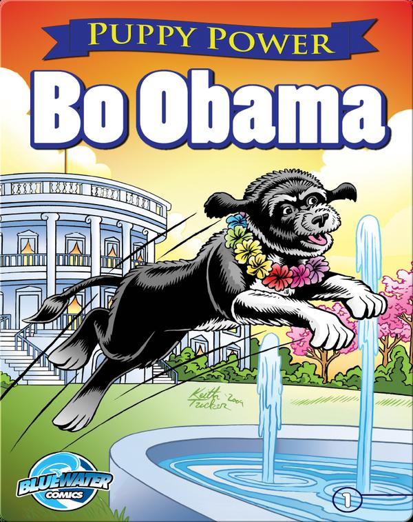 Bo Obama: White House Tails