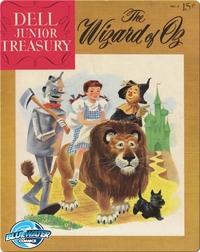 Dell Junior Treasury: Wizard of Oz