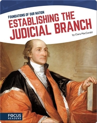 Establishing the Judicial Branch