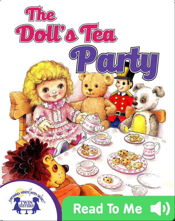 The Doll's Tea Party