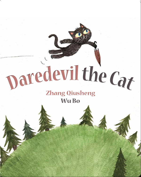 Daredevil the Cat