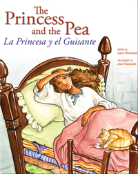 The Princess and the Pea: La Princesa y el Guisante