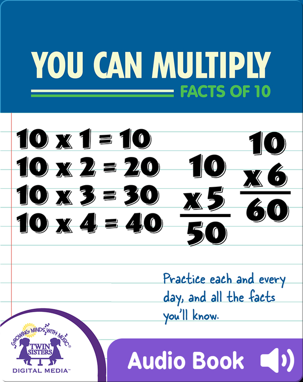 You Can Multiply Facts of 10