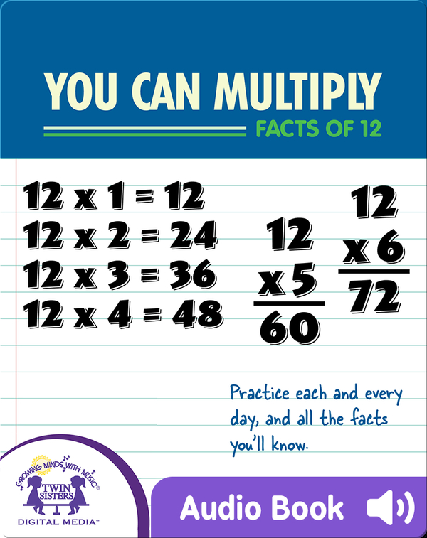 You Can Multiply Facts of 12