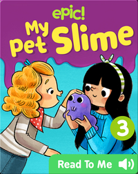 My Pet Slime Book 3