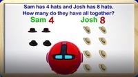 Addition Subtraction under 20 - 1st Grade Math Videos for Kids