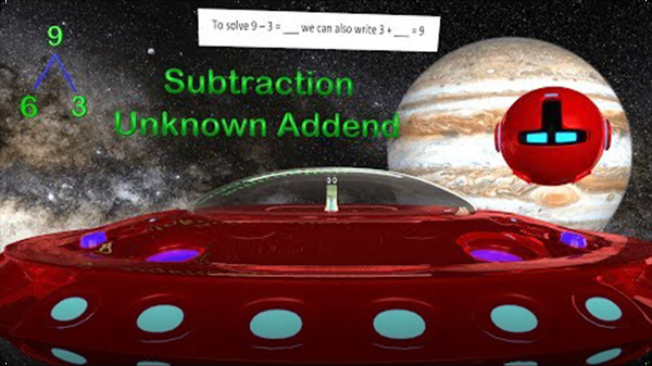 Subtraction with Unknown Addends