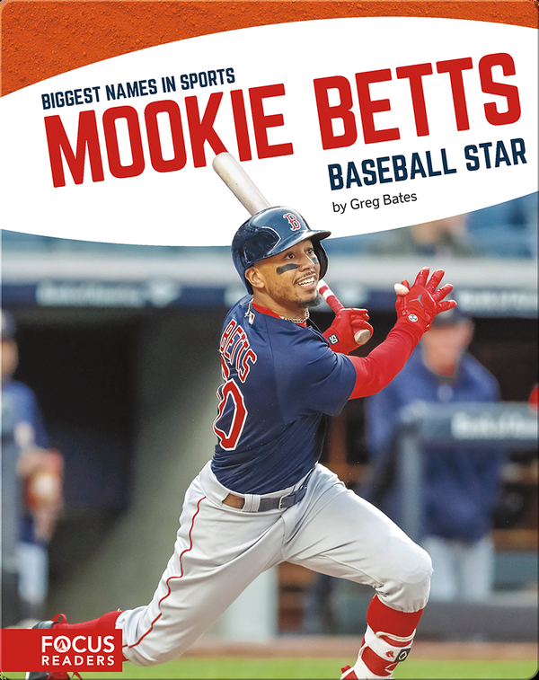 Mookie Betts, Baseball Star