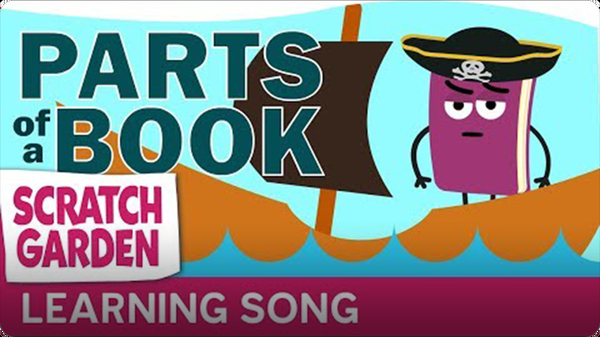 The Parts of a Book Song