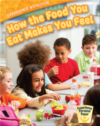 How the Food You Eat Makes You Feel