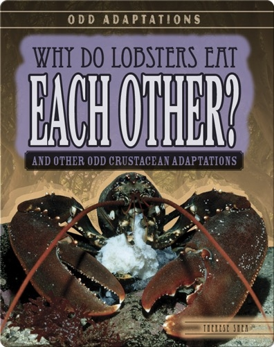 Why Do Lobsters Eat Each Other? And Other Odd Crustacean Adaptations