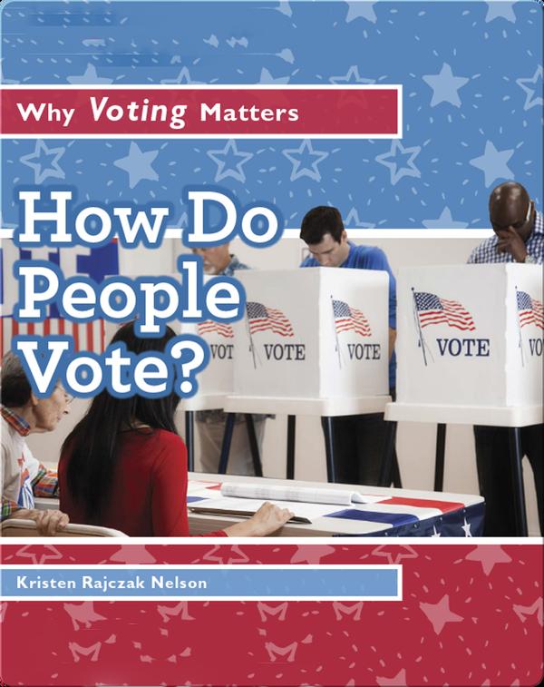 How Do People Vote?