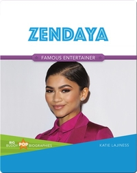 Big Buddy Pop Biographies: Zendaya