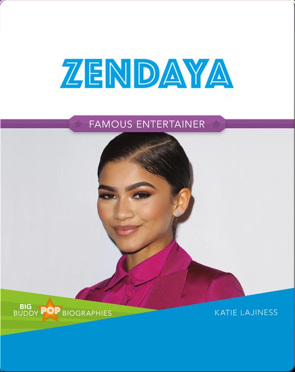 Big Buddy Pop Biographies: Zendaya