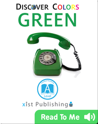 Discover Colors: Green