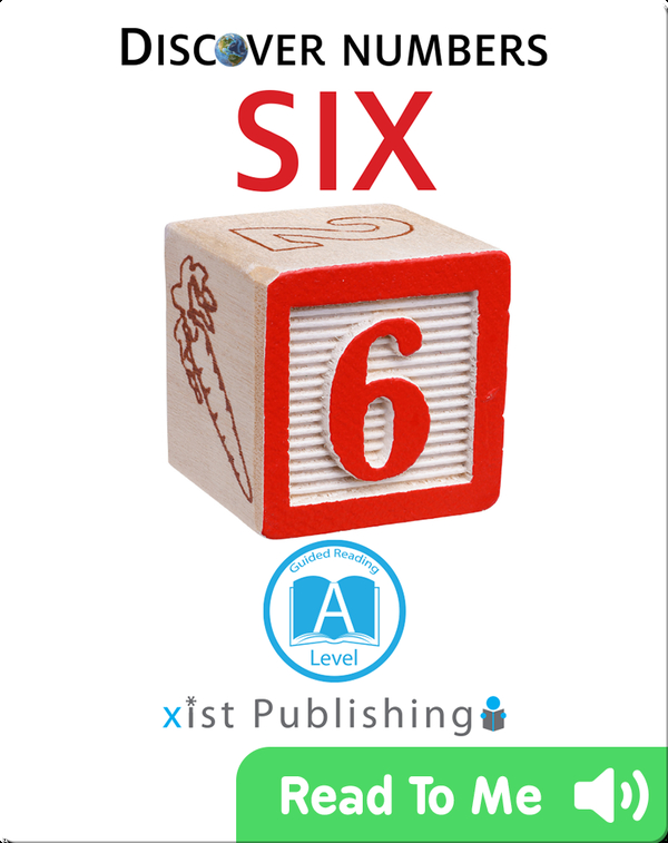 Discover Numbers: Six