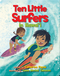 Ten Little Surfers