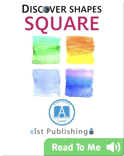 Discover Shapes: Square