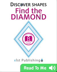 Discover Shapes: Find the Diamond