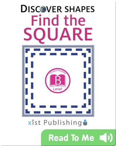 Discover Shapes: Find the Square