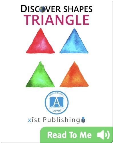 Discover Shapes: Triangle