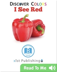 Discover Colors: I See Red