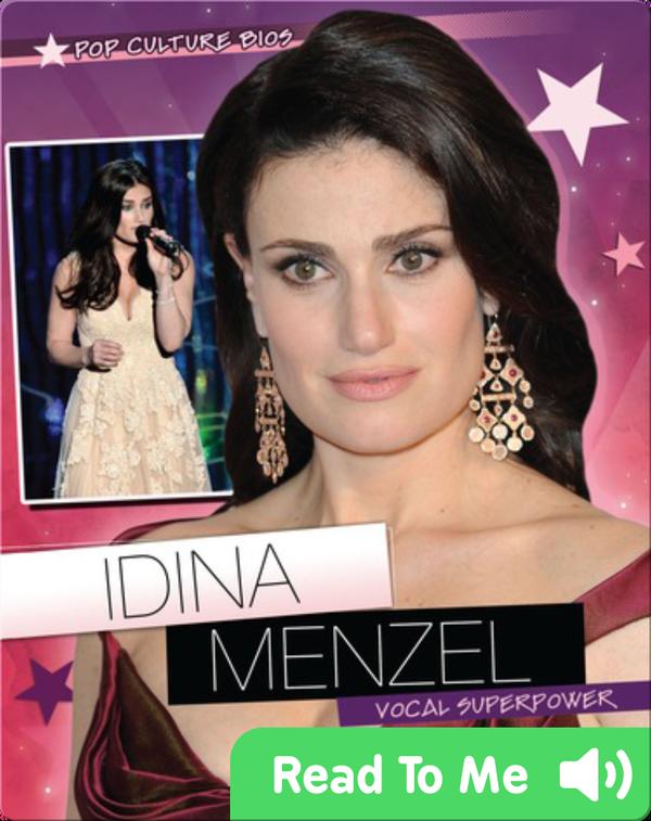 Idina Menzel: Vocal Superpower