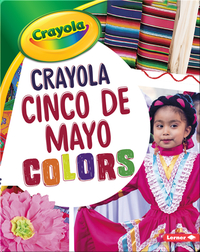 Crayola ®️ Cinco de Mayo Colors