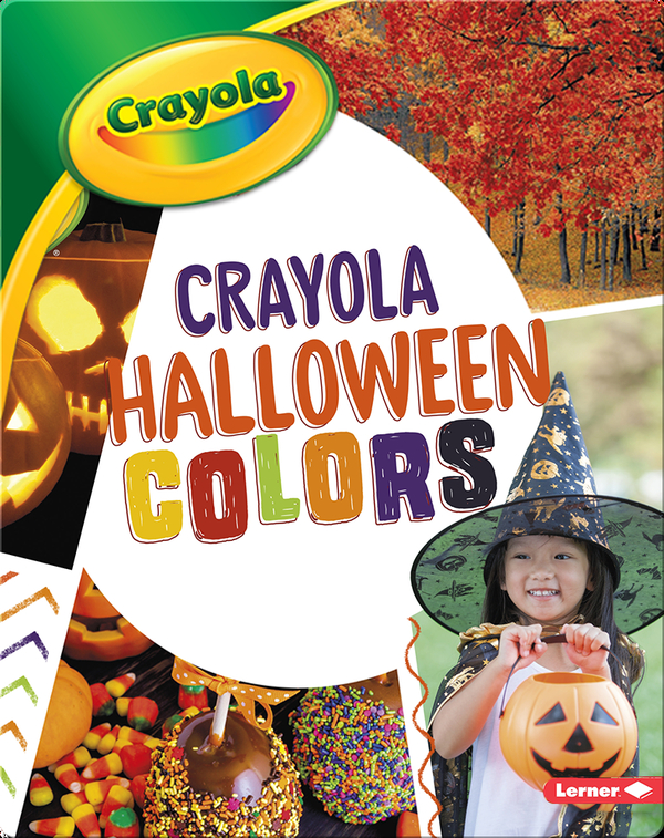 Crayola ®️ Halloween Colors