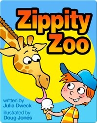 Zippity-Zoo: A Magical Zoo
