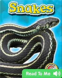 Snakes: Backyard Wildlife