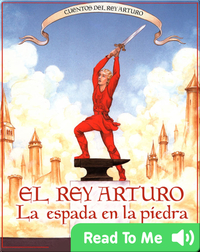 El Rey Arturo: La espada en la piedra