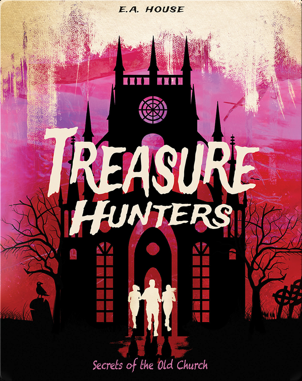 Treasure Hunters #2: Secrets of the Old Church