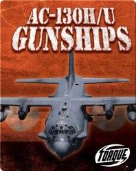 AC-130H/U Gunships