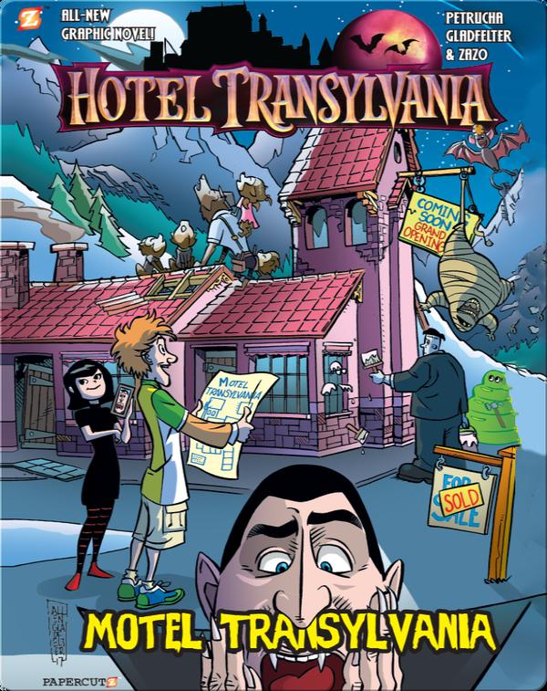Motel Transylvania: Hotel Transylvania Graphic Novel Vol. 3