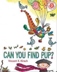 Can You Find Pup?