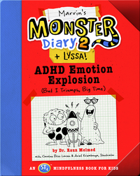 Marvin's Monster Diary 2 (+Lyssa)