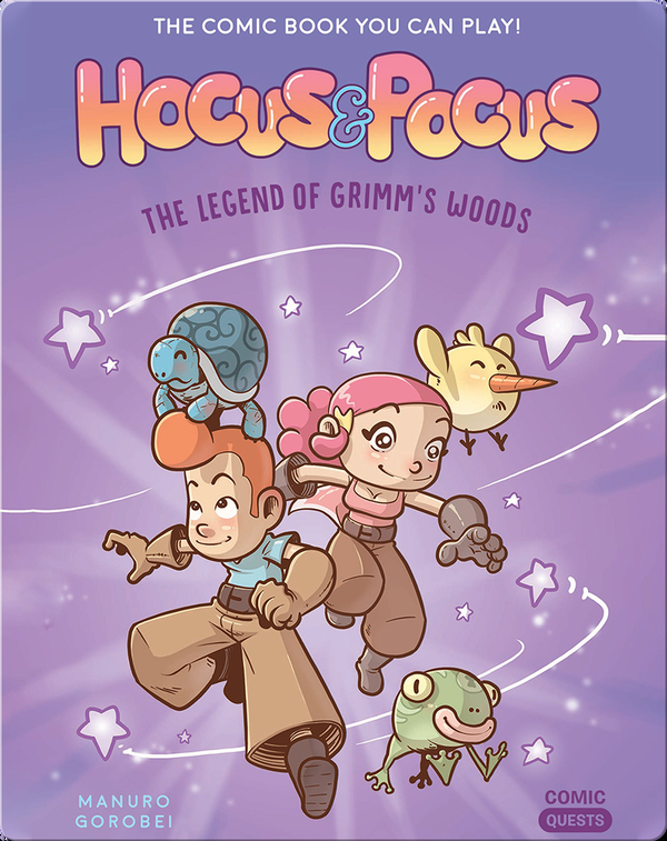 Hocus & Pocus: The Legend of Grimm's Woods