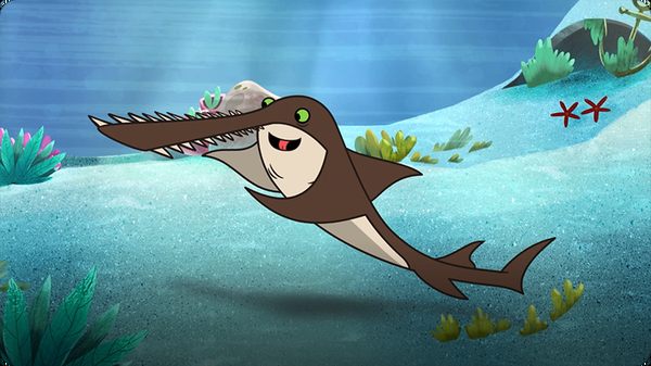 I'm A Sawfish