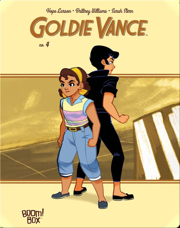 Goldie Vance No. 4