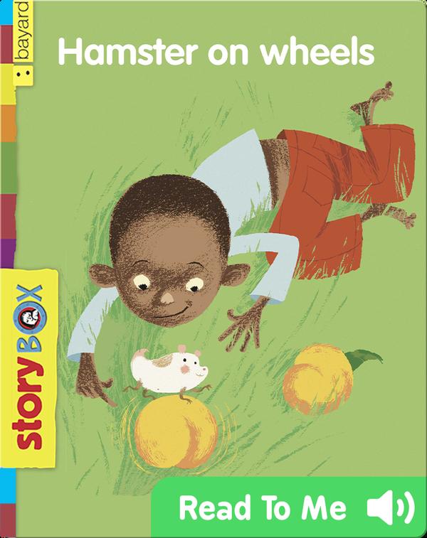 Hamster on Wheels
