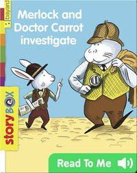 Merlock and Doctor Carrot Investigate