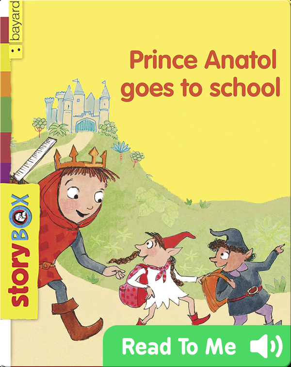 Prince Anatol Goes to School
