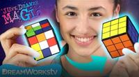 """Solving"" a Rubik's Cube in Seconds | JUNK DRAWER MAGIC"