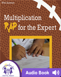 Multiplication Rap for the Expert With Answers