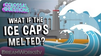 What Would Happen if the Ice Caps Melted? | COLOSSAL QUESTIONS