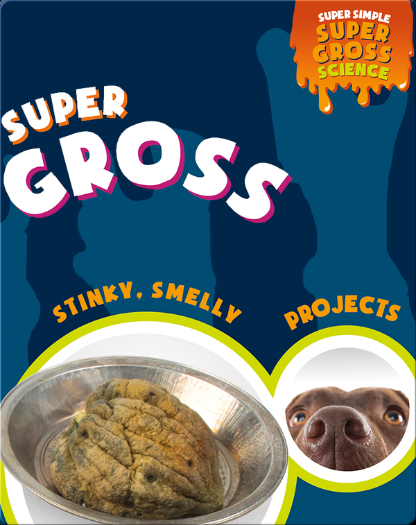 Super Gross Stinky, Smelly, Projects