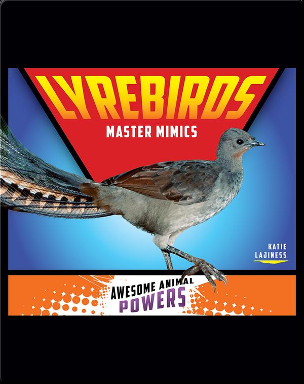 Lyrebirds: Master Mimics